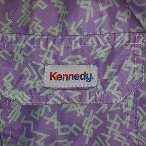 Kennedy Swim - Kennedy Men's Swim trunks -  Large